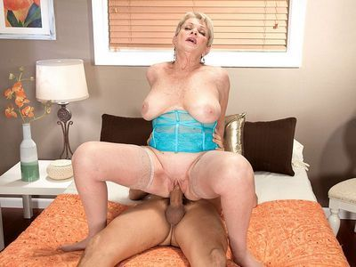 Creampie For Granny videos